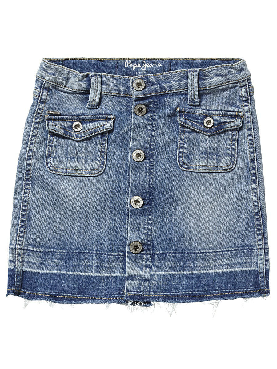 Юбка Pepe Jeans London PG900324/000DENIM