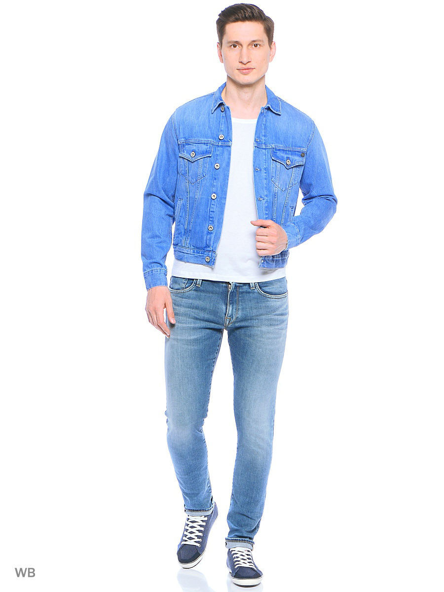 Куртка Pepe Jeans London PM400908N69/000DENIM