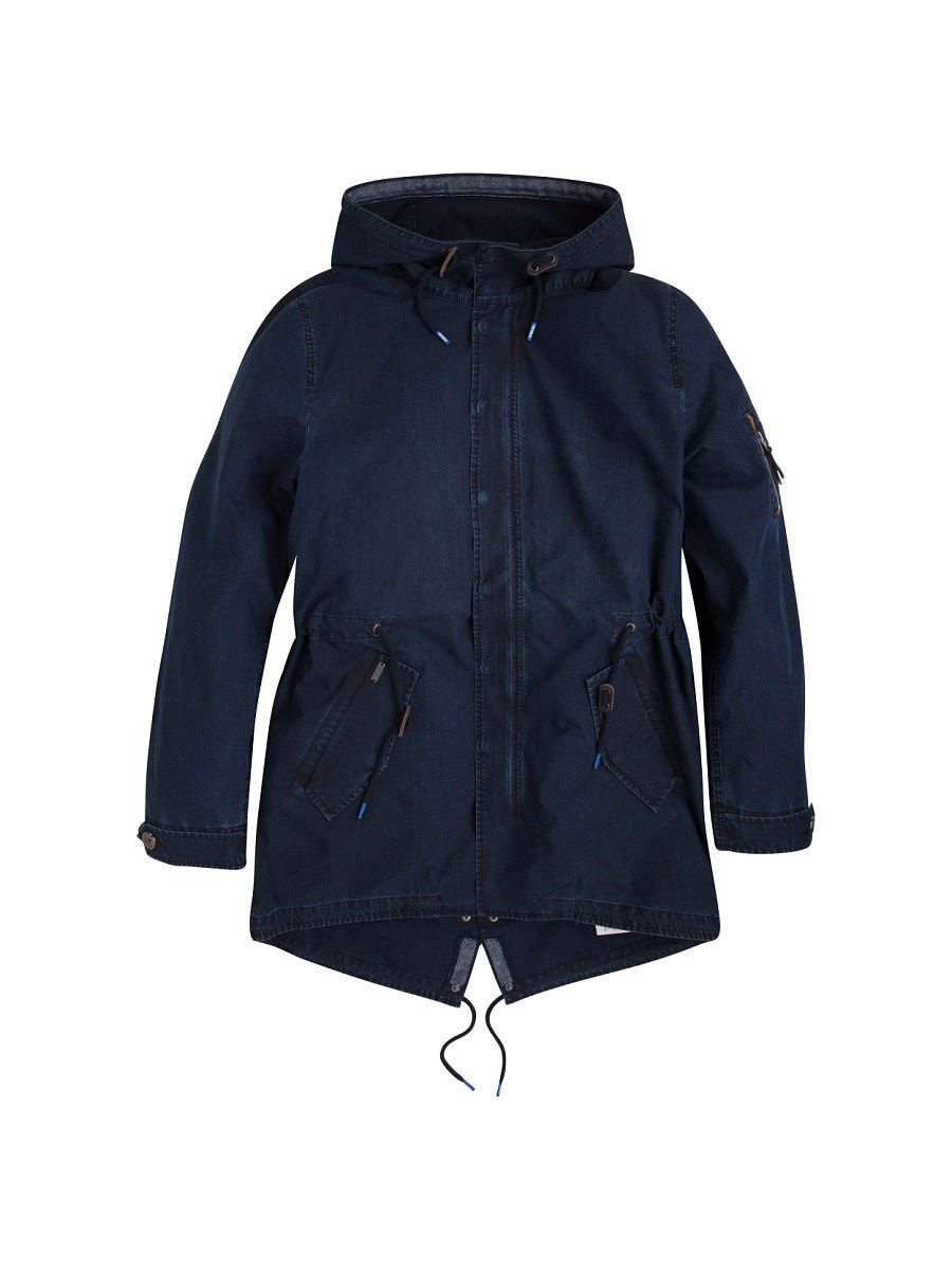 Куртка Pepe Jeans London PM401391/561INDIGO