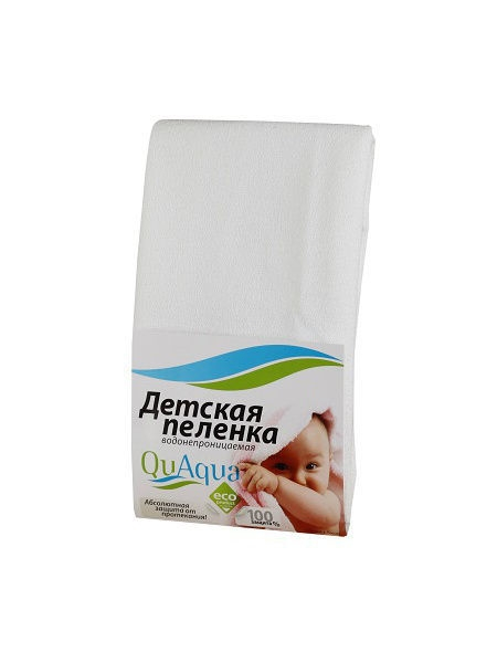Пеленки QuAqua Пеленка Eco Caress цены