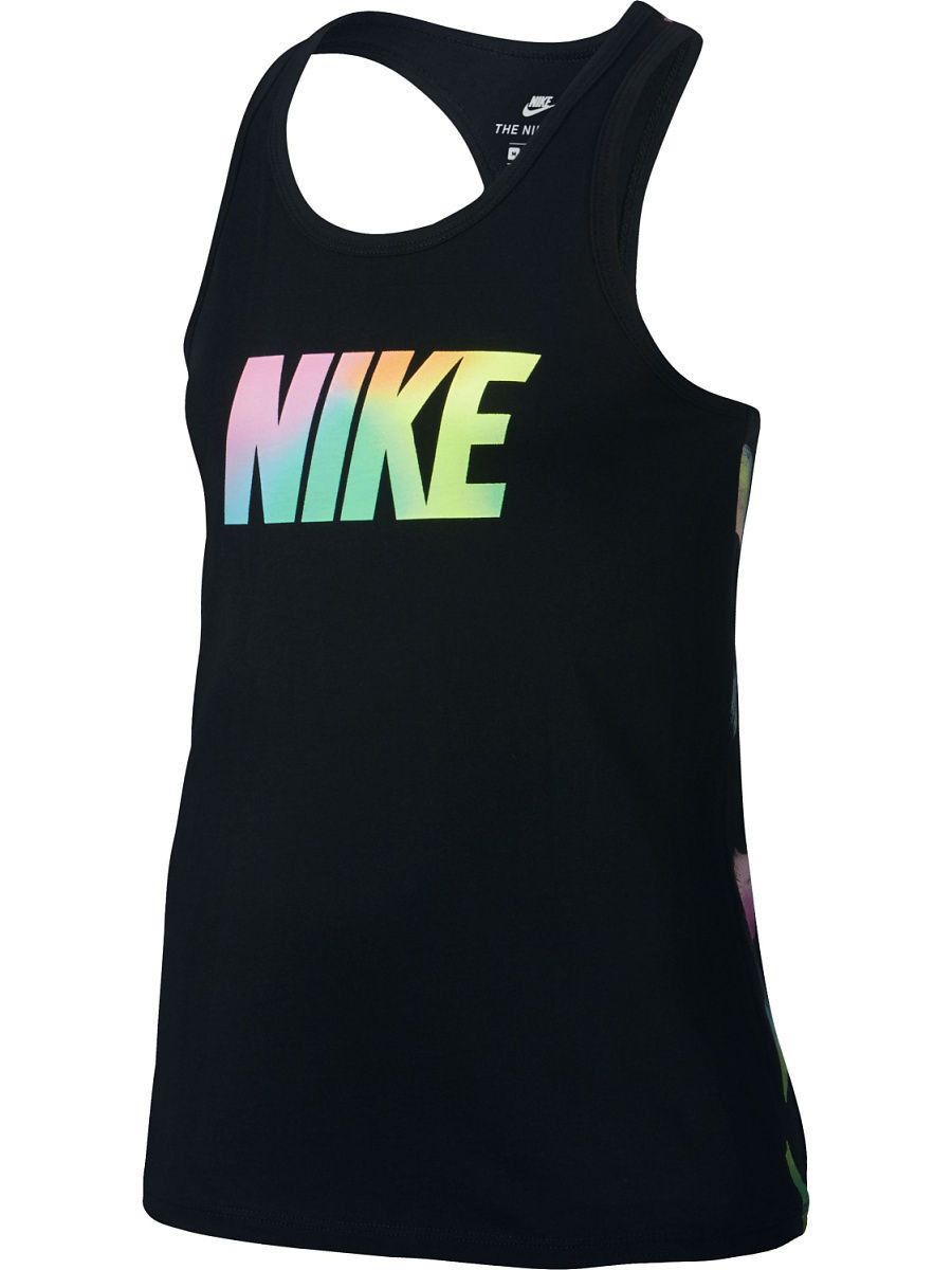 Топ G NSW TANK RAINBOW BRUSH Nike 838508-010