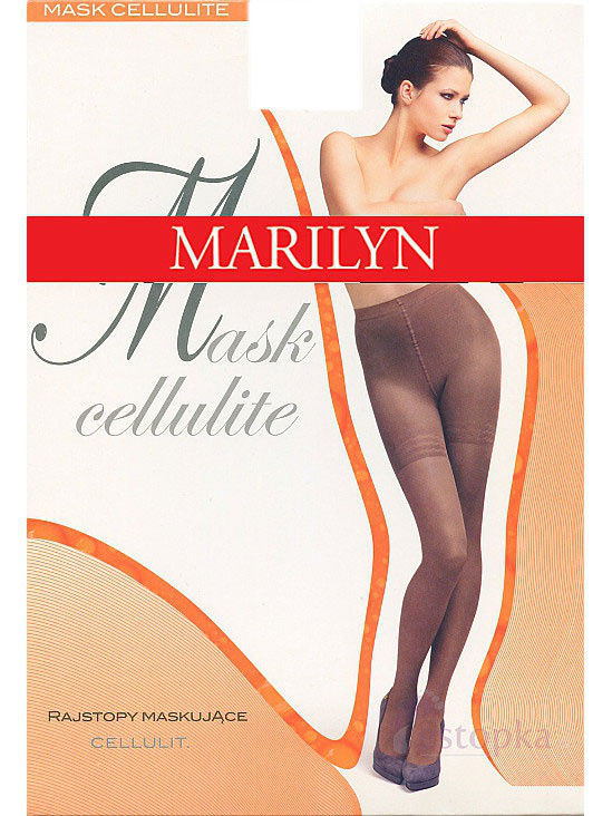 Колготки MARILYN MASKCELLULITE20/black
