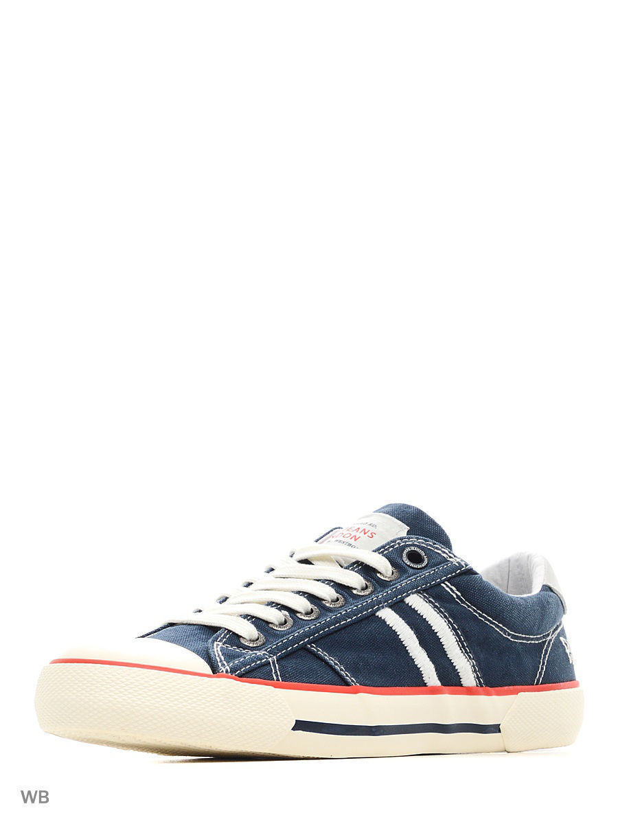 Мужские кеды Pepe Jeans London PMS30333/595navy