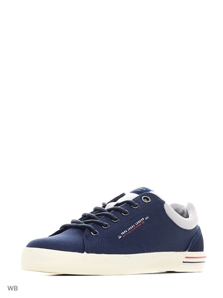 Мужские кеды Pepe Jeans London PMS30350/595navy