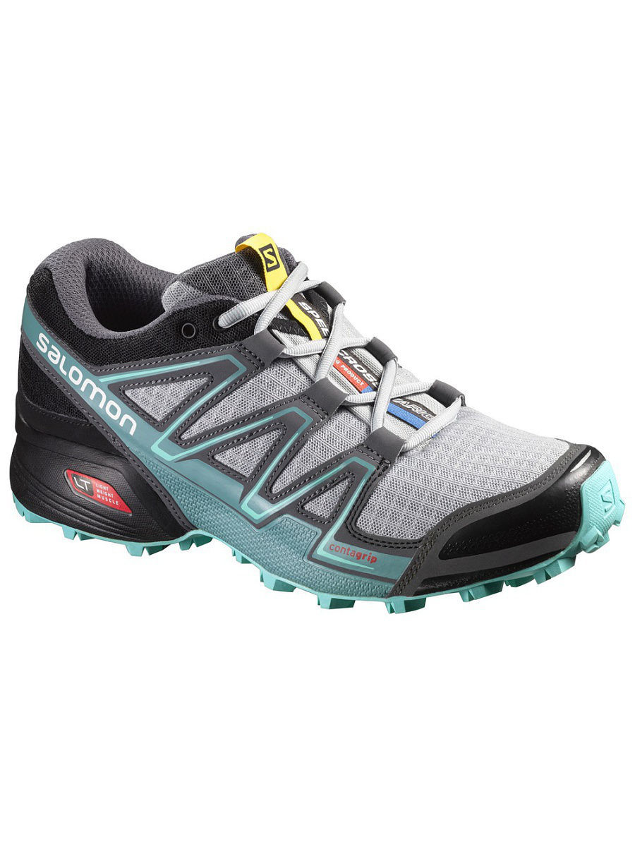 Кроссовки SHOES SPEEDCROSS VARIO W ON/BK/Bubble Bl SALOMON L38310700