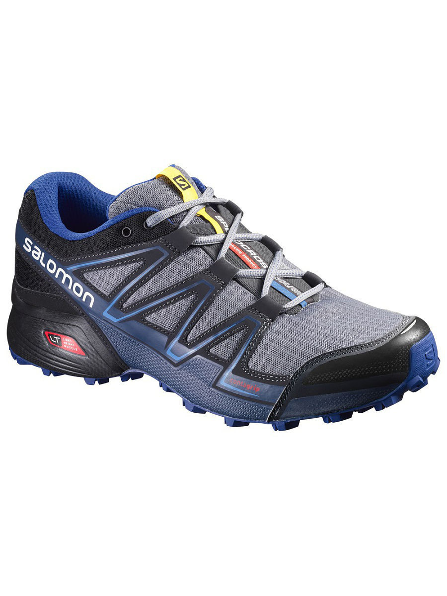 Кроссовки SHOES SPEEDCROSS VARIO PEARL GREY/BK/BL SALOMON L39078600