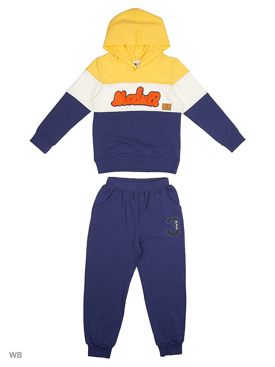 Костюм Sago Kids i Ant Domain T175/син-бел-желт