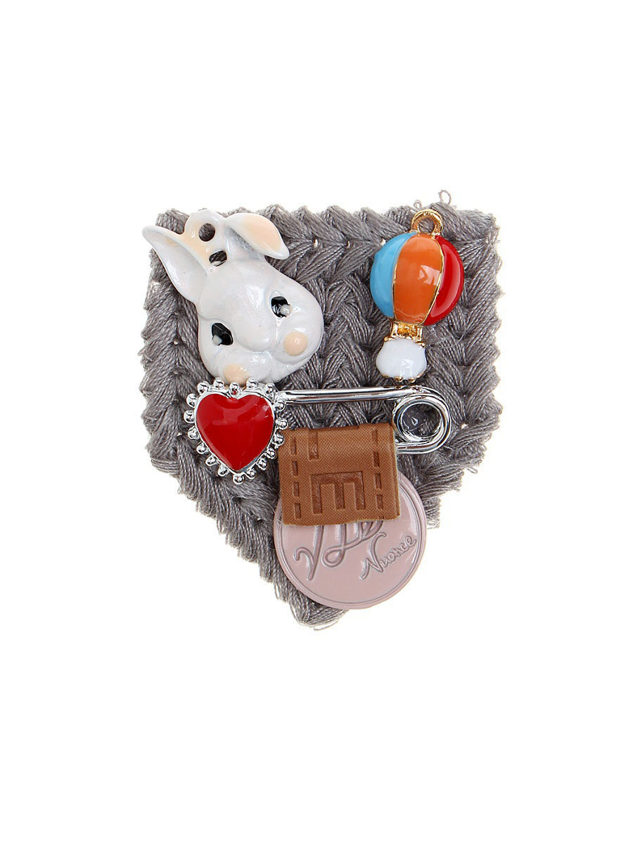 Брошь HAPPY CHARMS FAMILY NOEU1042
