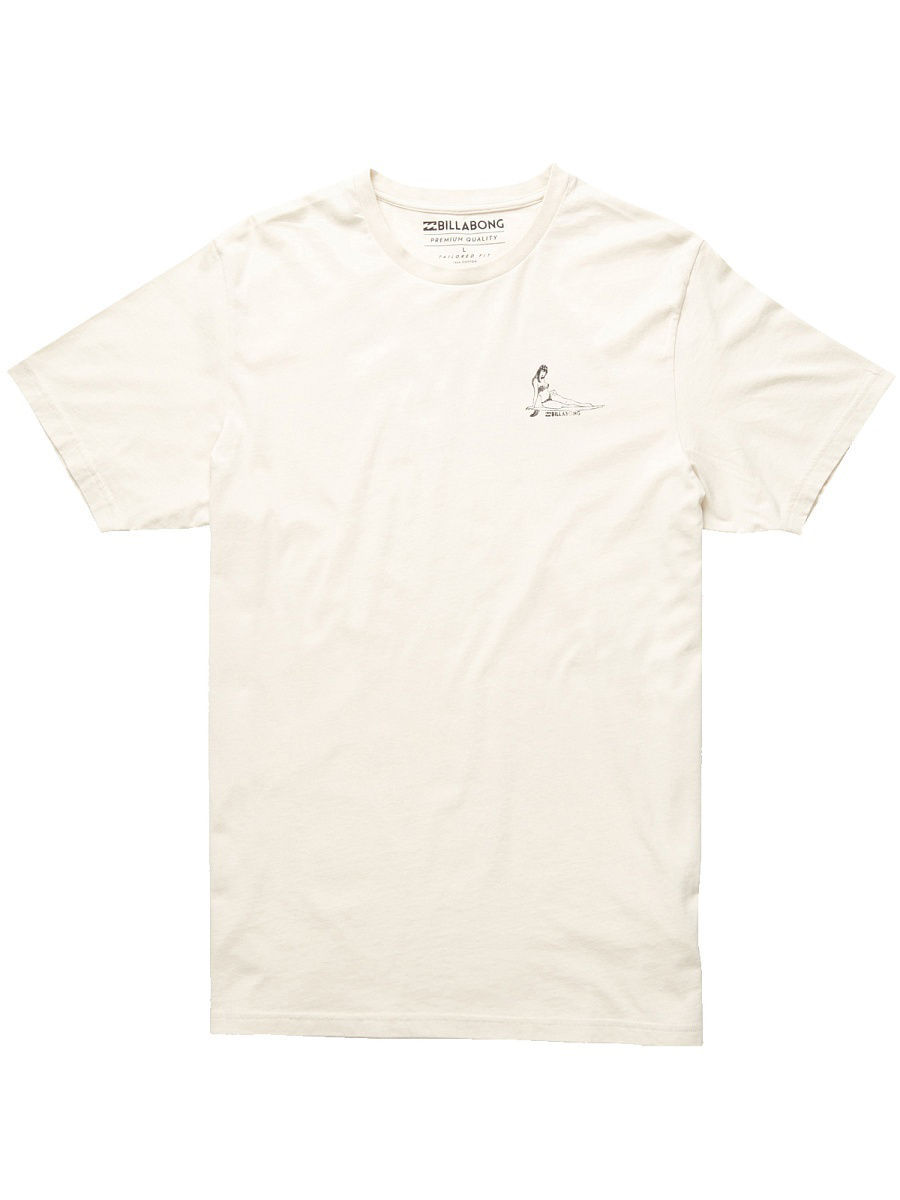 Футболка BILLABONG Футболка SUPPORT TEE SS (SS17) футболка quiksilver футболка ss nomad organic tee l4