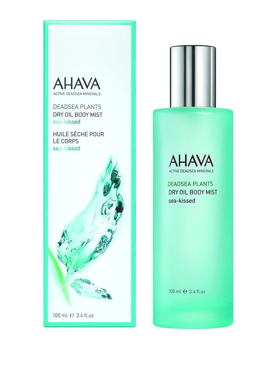 Масла AHAVA Deadsea Plants Сухое масло для тела sea kissed100 мл масла ahava deadsea plants сухое масло для тела опунция и моринга 100 мл