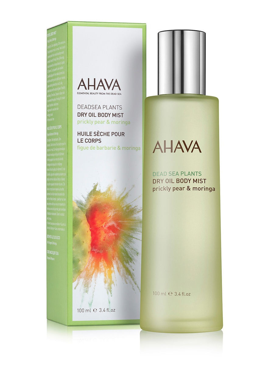 Масла AHAVA Deadsea Plants Сухое масло для тела опунция и моринга 100 мл масла ahava deadsea plants сухое масло для тела опунция и моринга 100 мл