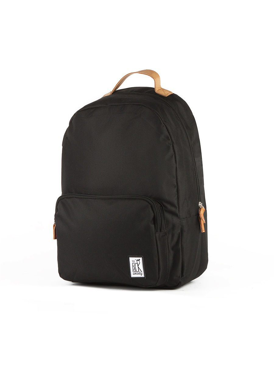 Рюкзак THE PACK SOCIETY 999CLA702/999PCL702/SolidBlack-01
