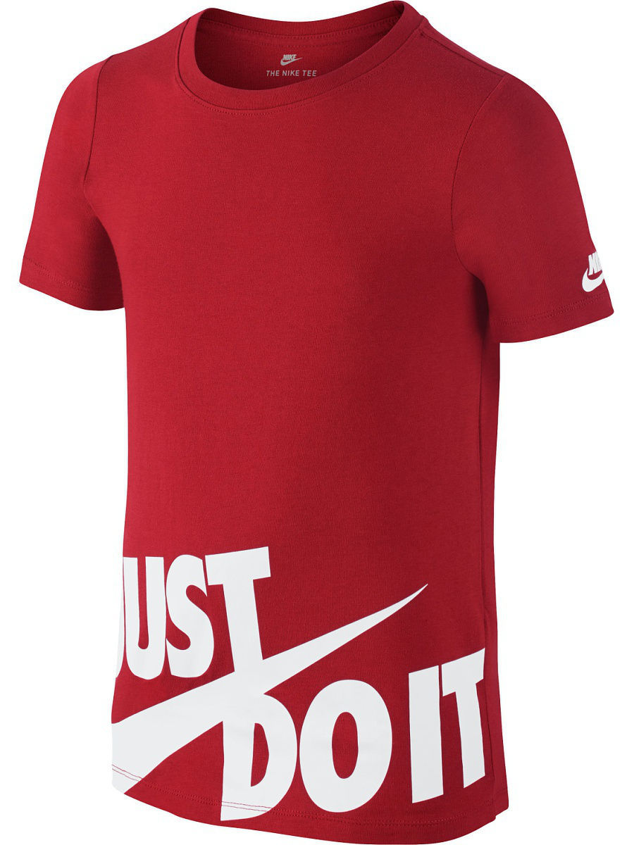 Футболка Nike Футболка B NSW TEE SS HYBRID JDI футболка nike футболка b nsw tee ss air world