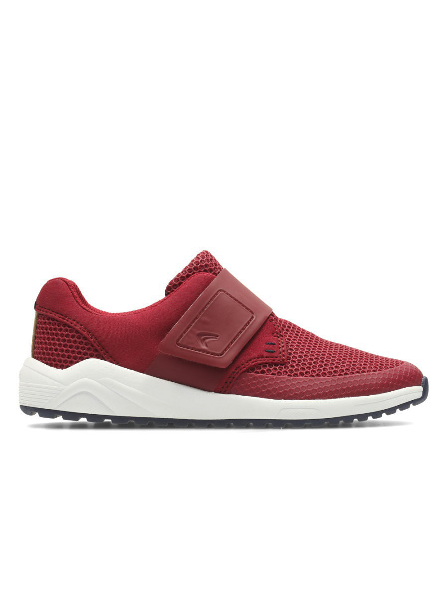 Кроссовки Clarks 26123370/red