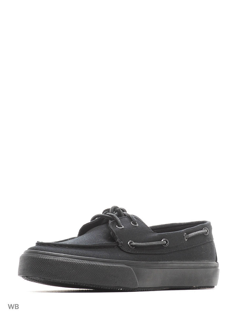 Мужские мокасины Sperry Top-Sider STS12307/black/black