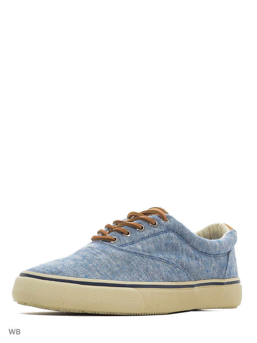Мужские кеды Sperry Top-Sider STS15172/blue