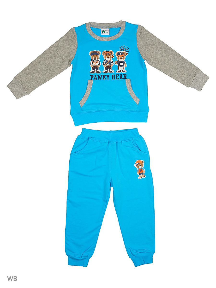 Костюм Sago Kids i Ant Domain T178/гол-сер