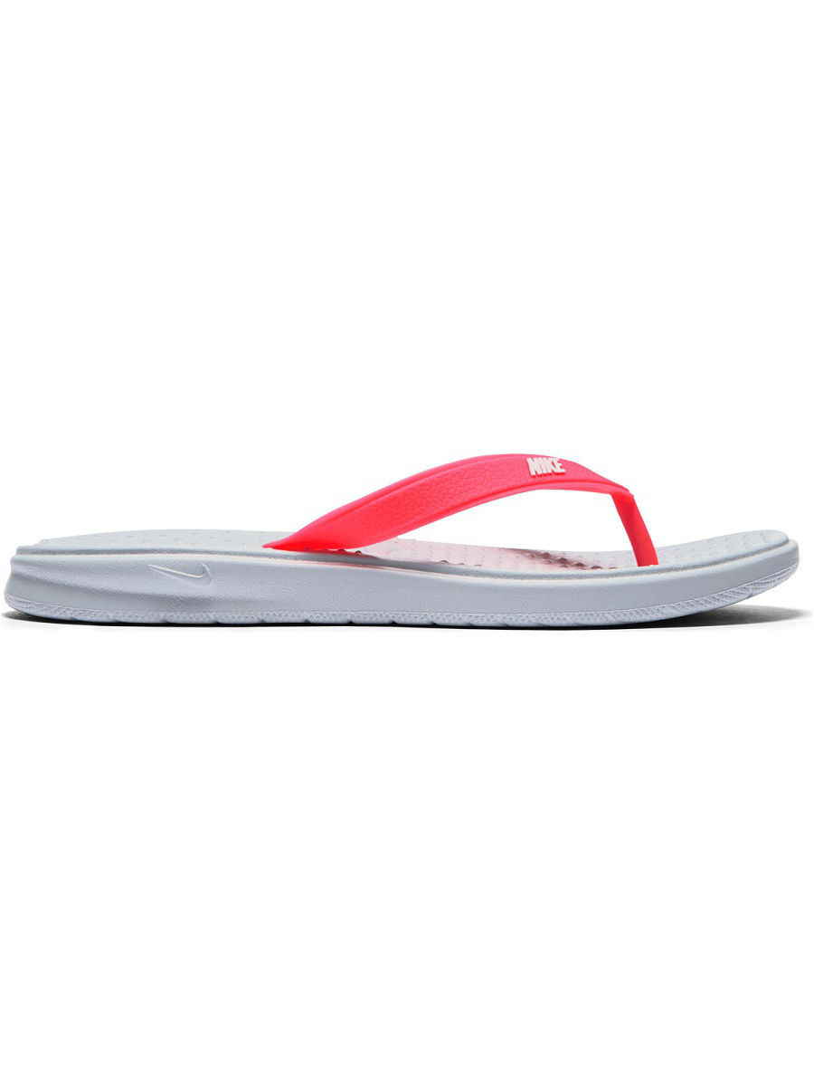 Шлепанцы Nike Шлепанцы NIKE SOLAY THONG (GS/PS) nike nike downshifter 6 gs ps