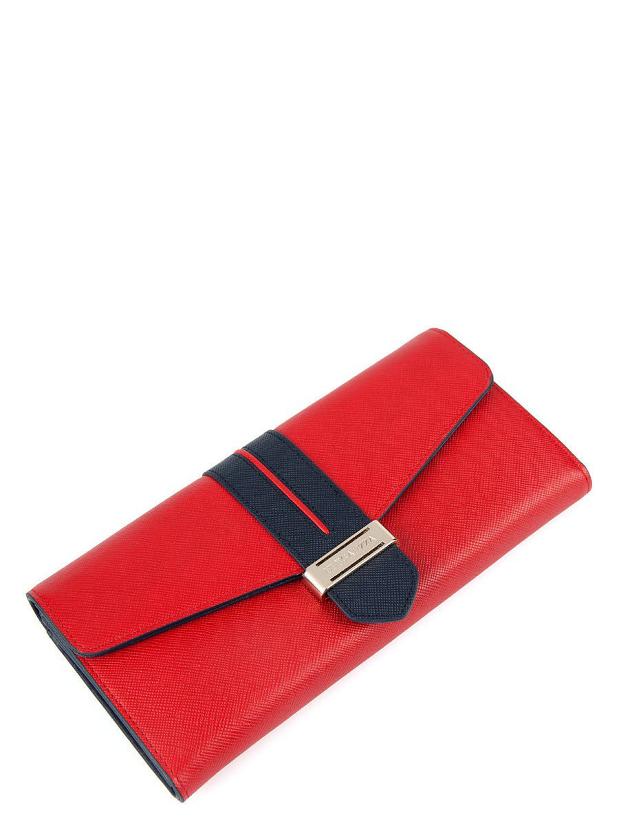 Кошелек Eleganzza Z5080-3844/red/d.blue