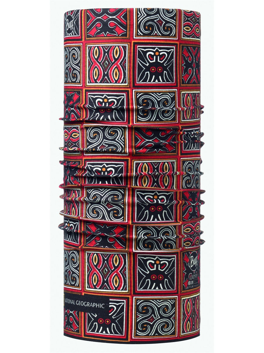 Банданы Buff Бандана BUFF 2017 High UV NATIONAL GEO. TORAJA MULTI банданы buff бандана high uv protection high uv buffsolid fiery red