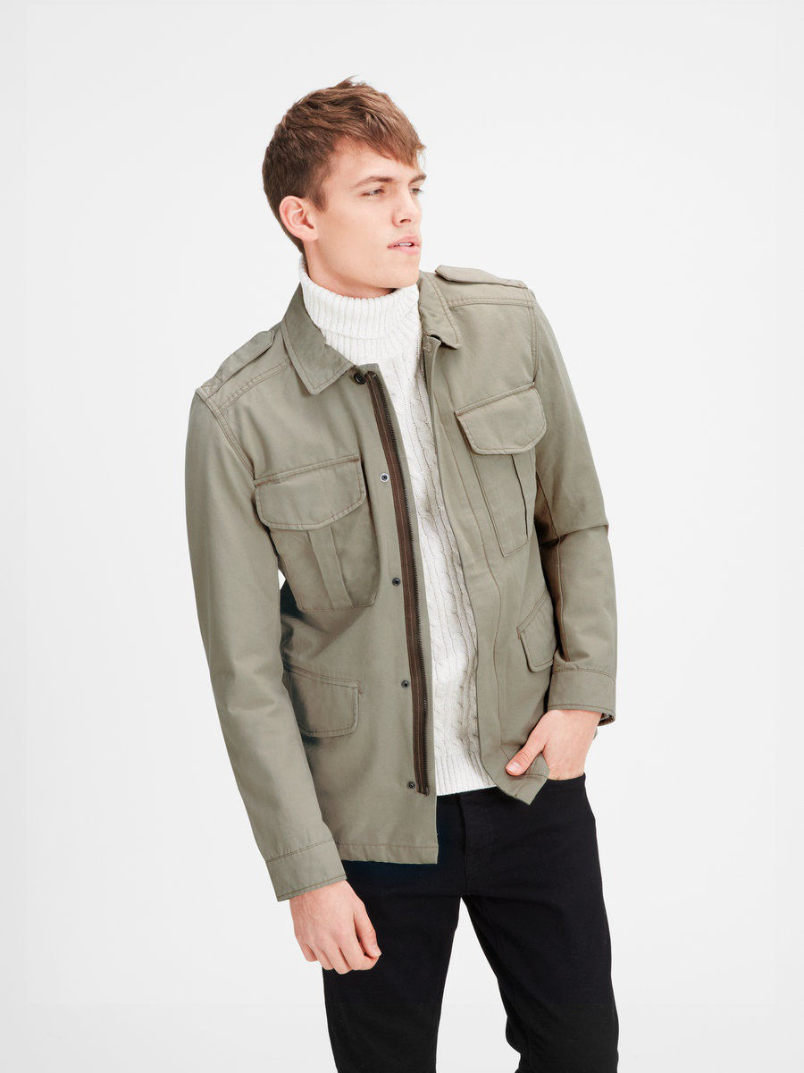Куртка Jack & Jones 12115736/Aluminum
