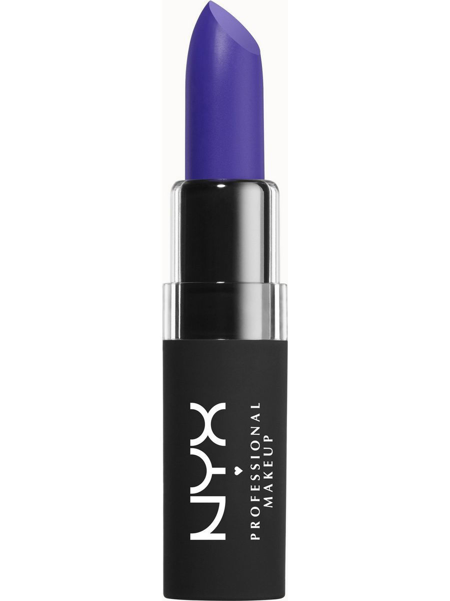 Помады NYX PROFESSIONAL MAKEUP Матовая помада VELVET MATTE LIPSTICK DISORDERLY 01 праймер nyx professional makeup big