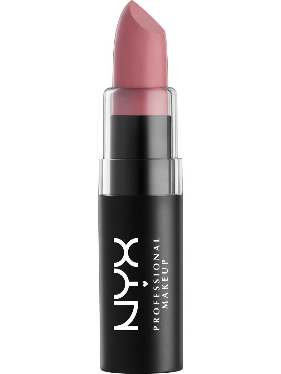 Помады NYX PROFESSIONAL MAKEUP Матовая губная помада MATTE LIPSTICK - NATURAL 09