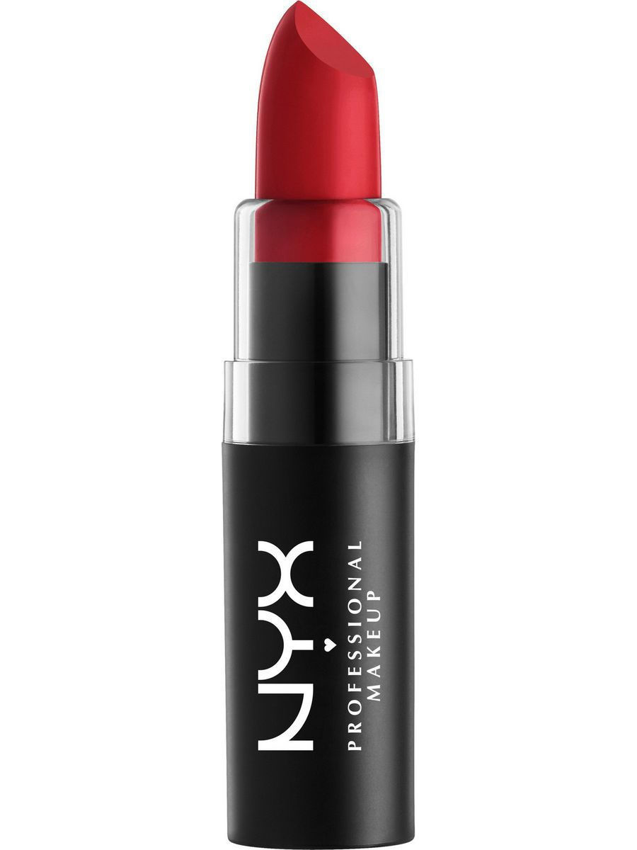 Помады NYX PROFESSIONAL MAKEUP Матовая губная помада MATTE LIPSTICK - EDEN 27 помады nyx professional makeup матовая губная помада matte lipstick strawberry daiquiri 22
