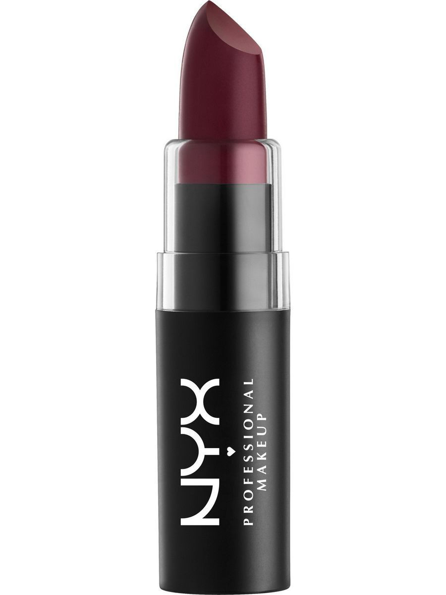 Помады NYX PROFESSIONAL MAKEUP Матовая губная помада MATTE LIPSTICK - SIREN 32 помады nyx professional makeup матовая губная помада matte lipstick strawberry daiquiri 22