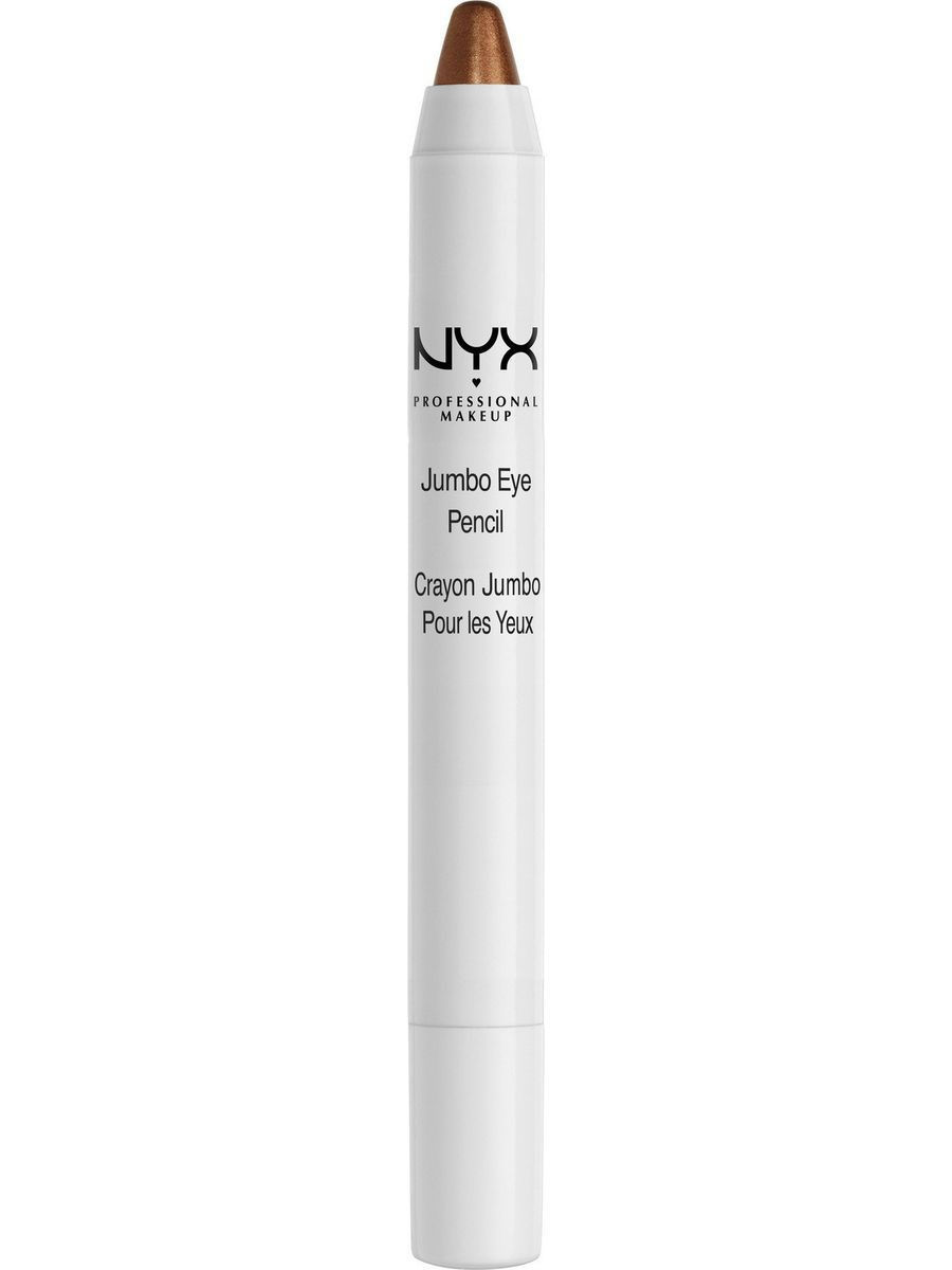 Косметические карандаши NYX PROFESSIONAL MAKEUP Карандаш для глаз. JUMBO EYE PENCIL - SPARKLE LEOPARD косметические карандаши nyx professional makeup карандаш для глаз jumbo eye pencil dark brown 602
