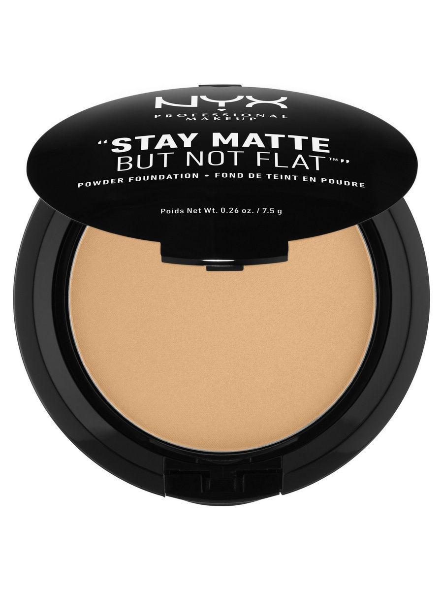 Пудры NYX PROFESSIONAL MAKEUP Тональная основа-пудра. STAY MATTE BUT NOT FLAT POWDER FOUNDATION - SOFT BEIGE kamal chitkara pre clinical assessment of eptifibatide eluting stents