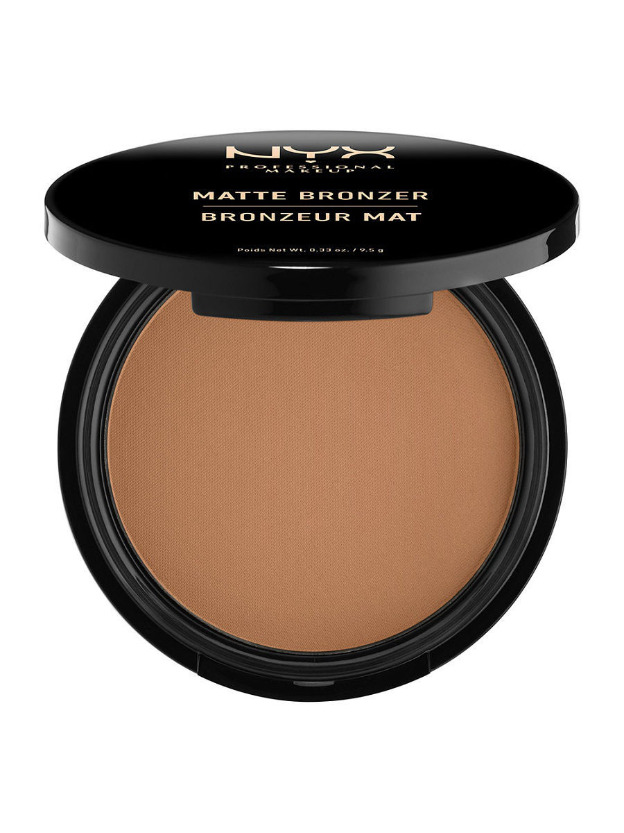 Пудры NYX PROFESSIONAL MAKEUP Матовая бронзирующая пудра MATTE BODY BRONZER - DEEP TAN 05 глиттер для лица и тела face & body glitter gunmetal nyx professional makeup