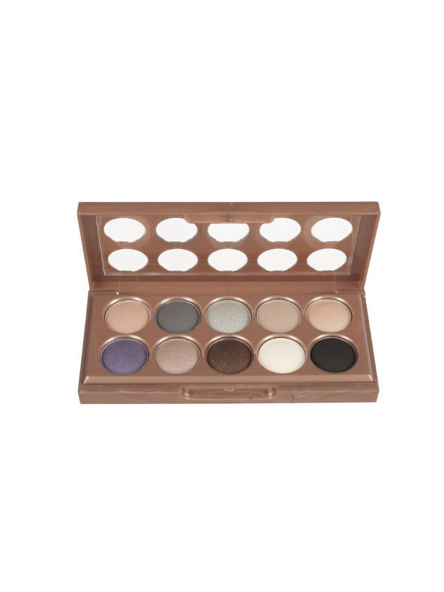 Тени NYX PROFESSIONAL MAKEUP Палетка теней DREAM CATCHER SHADOW PALETTE - STORMY SKIES 03 тени nyx professional makeup палетка теней perfect filter shadow palette olive you 03