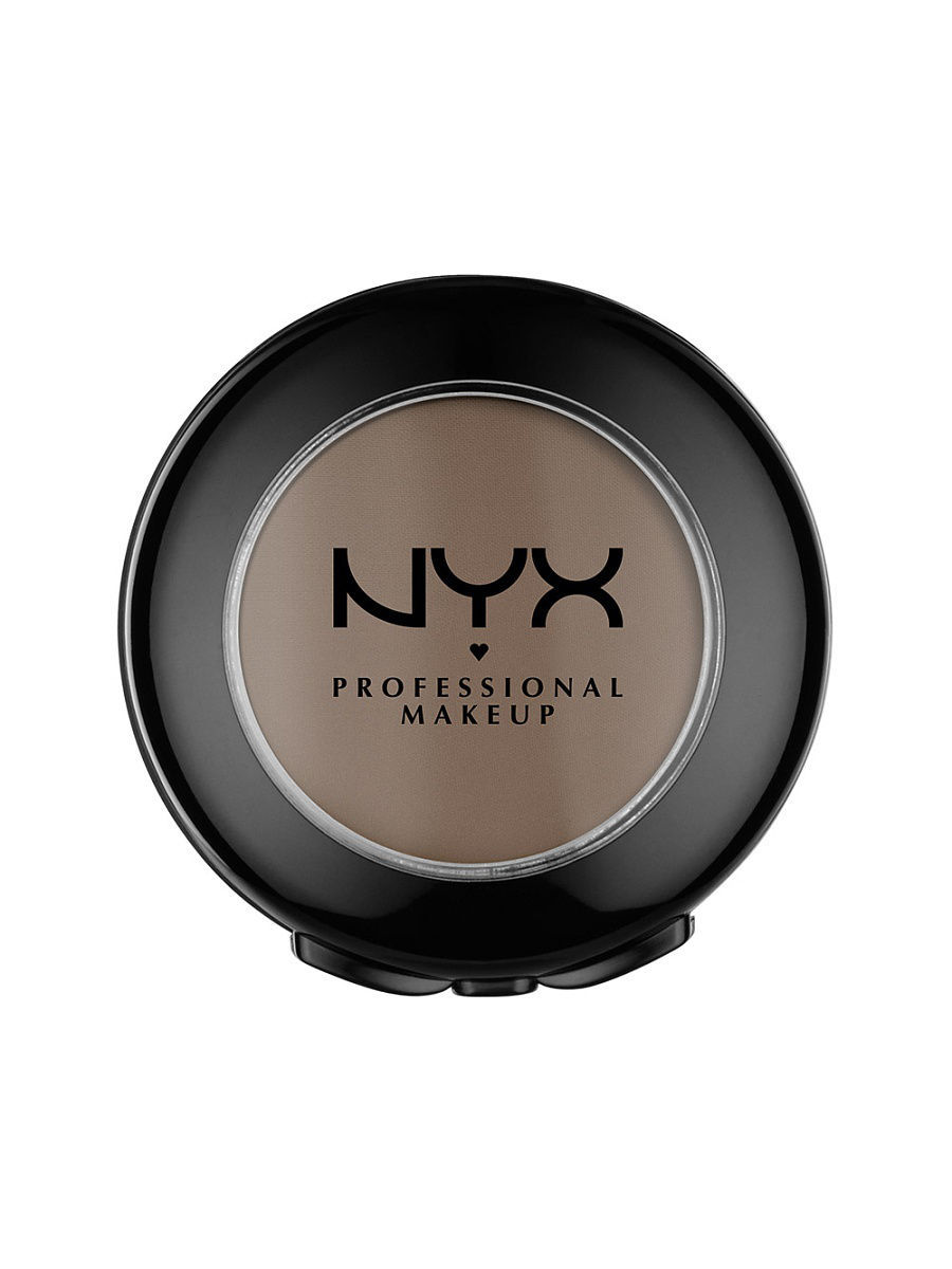 Тени NYX PROFESSIONAL MAKEUP Высокопигментированные тени HOT SINGLES EYE SHADOW - HAPPY HOUR 27 тени nyx professional makeup палетка теней perfect filter shadow palette golden hour 01