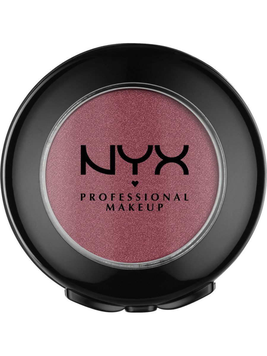 Тени NYX PROFESSIONAL MAKEUP Высокопигментированные тени HOT SINGLES SHADOW - FLUSTERED 68 тени nyx professional makeup палетка теней perfect filter shadow palette olive you 03