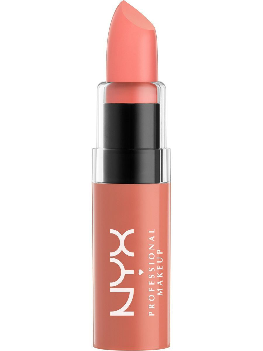 Помады NYX PROFESSIONAL MAKEUP Увлажняющая помада BUTTER LIPSTICK - CANDY BUTTONS 09 nyx professional makeup увлажняющая помада butter lipstick daydreaming 25
