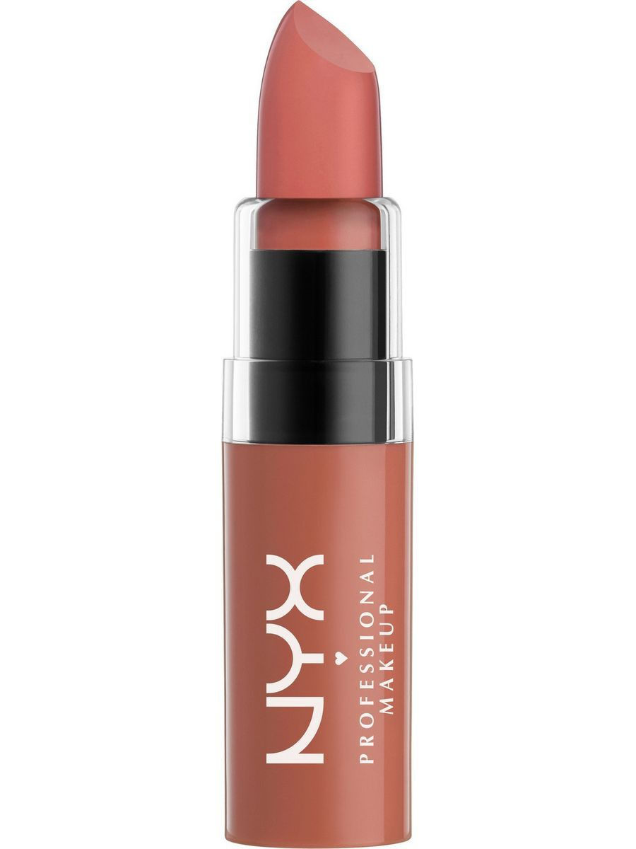 Помады NYX PROFESSIONAL MAKEUP Увлажняющая помада BUTTER LIPSTICK - POPS 17 nyx professional makeup увлажняющая помада butter lipstick daydreaming 25