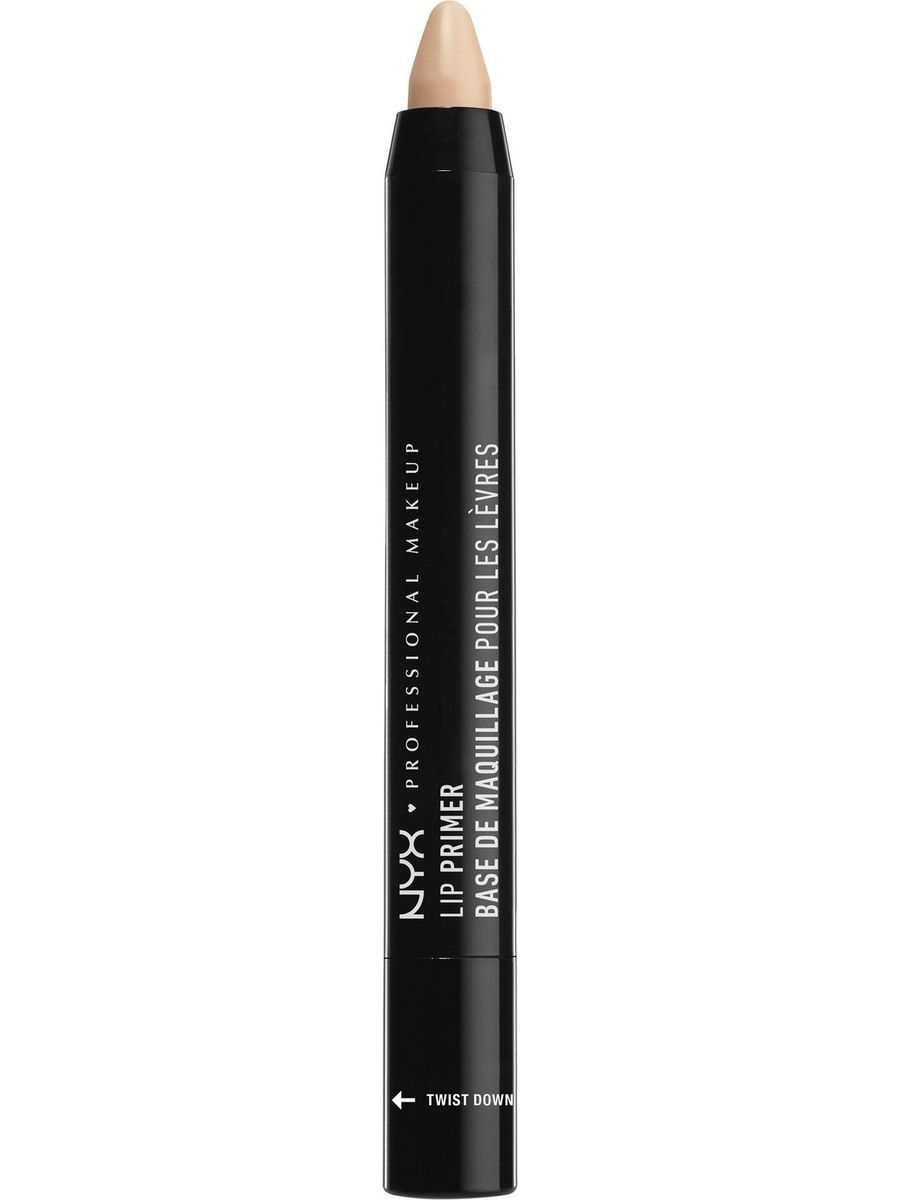Основы под макияж NYX PROFESSIONAL MAKEUP Праймер для губ LIP PRIMER - NUDE 01 праймер nyx professional makeup big