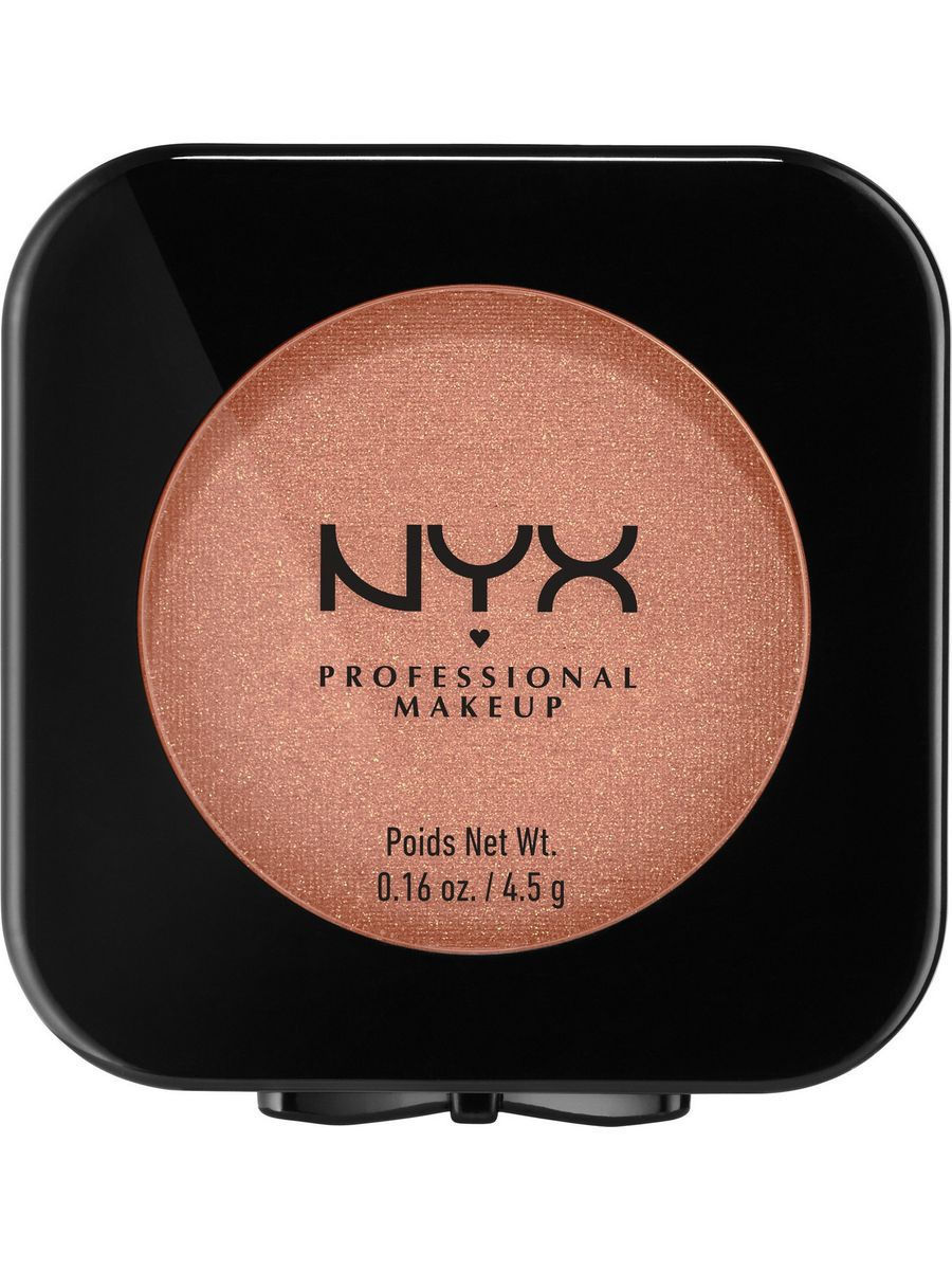 Румяна NYX PROFESSIONAL MAKEUP Румяна High Definition HIGH DEFINITION BLUSH - GLOW 04 румяна nyx professional makeup палетка румян sweet cheeks blush palette