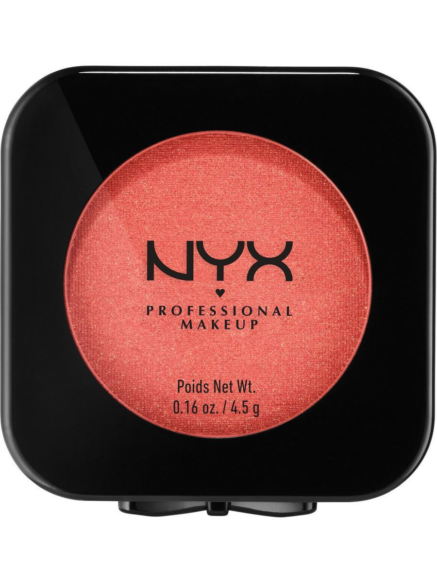 Румяна NYX PROFESSIONAL MAKEUP Румяна High Definition HIGH DEFINITION BLUSH HIGH DEFINITION BLUSH - SUMMER 05 румяна nyx professional makeup палетка румян sweet cheeks blush palette