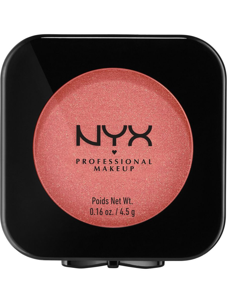 Румяна NYX PROFESSIONAL MAKEUP Румяна High Definition HIGH DEFINITION BLUSH - BITTEN 09 румяна nyx professional makeup палетка румян sweet cheeks blush palette