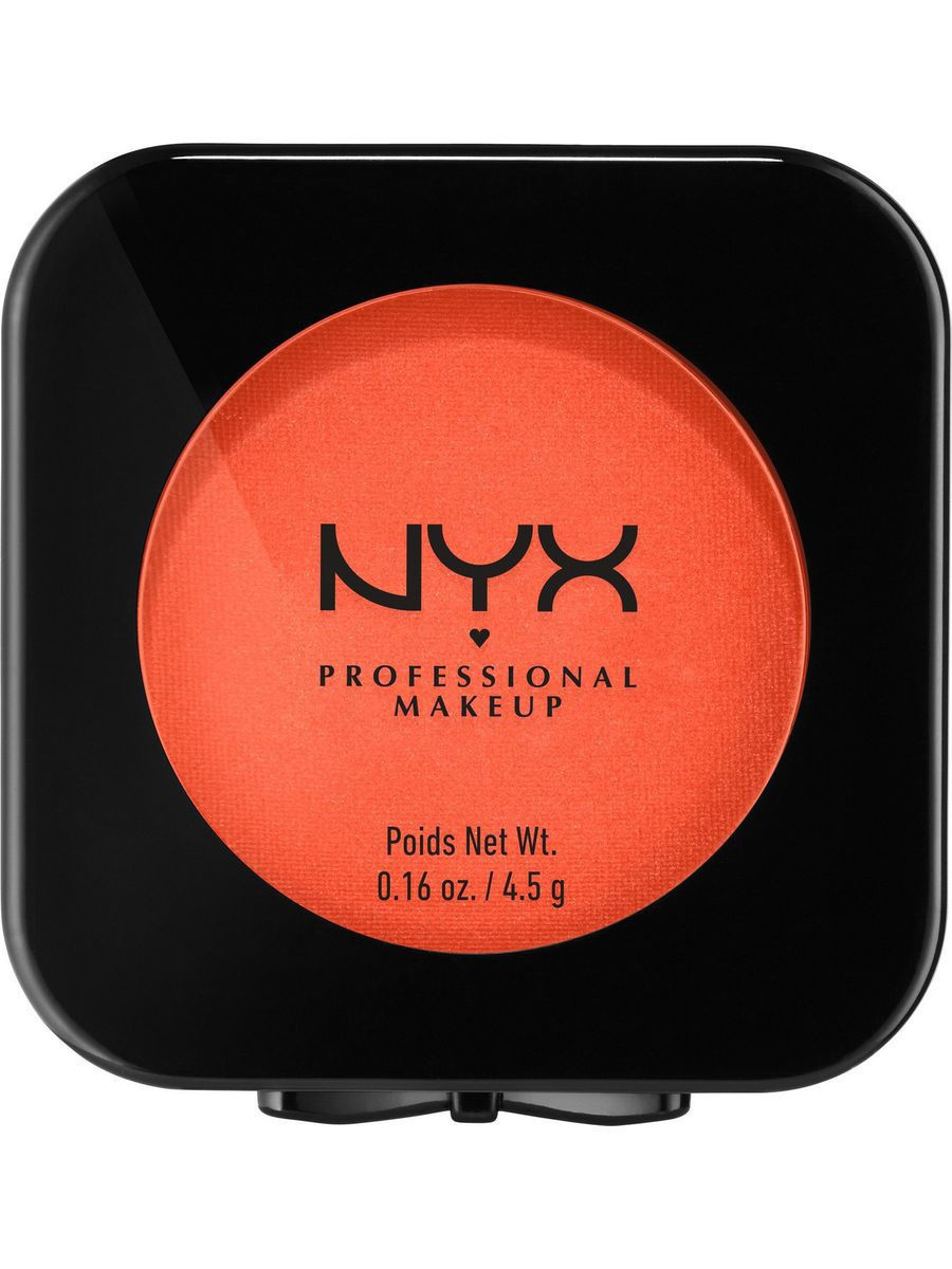 Румяна NYX PROFESSIONAL MAKEUP Румяна High Definition HIGH DEFINITION BLUSH - DOUBLE DARE 10 nyx румяна tckled