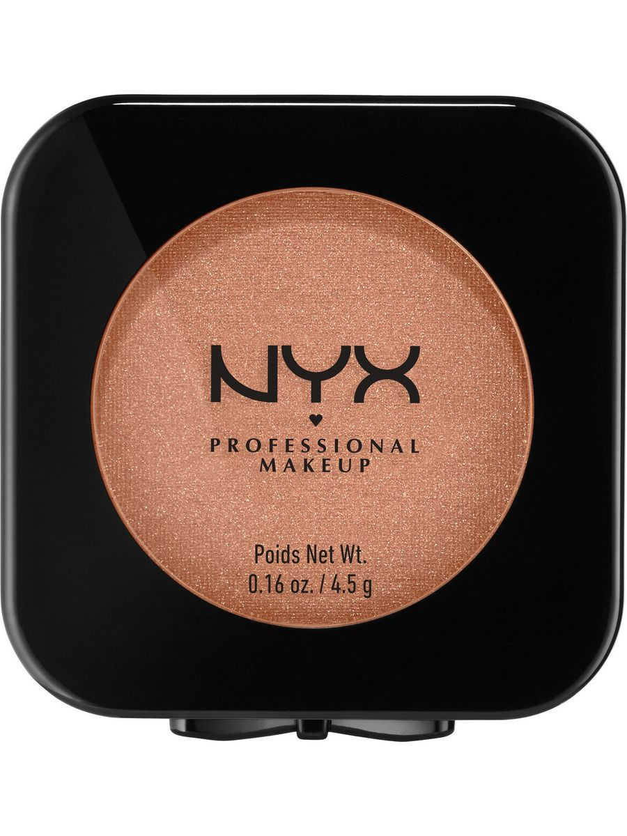 Румяна NYX PROFESSIONAL MAKEUP Румяна High Definition HIGH DEFINITION BLUSH - BEACH BABE 16 румяна nyx professional makeup палетка румян sweet cheeks blush palette
