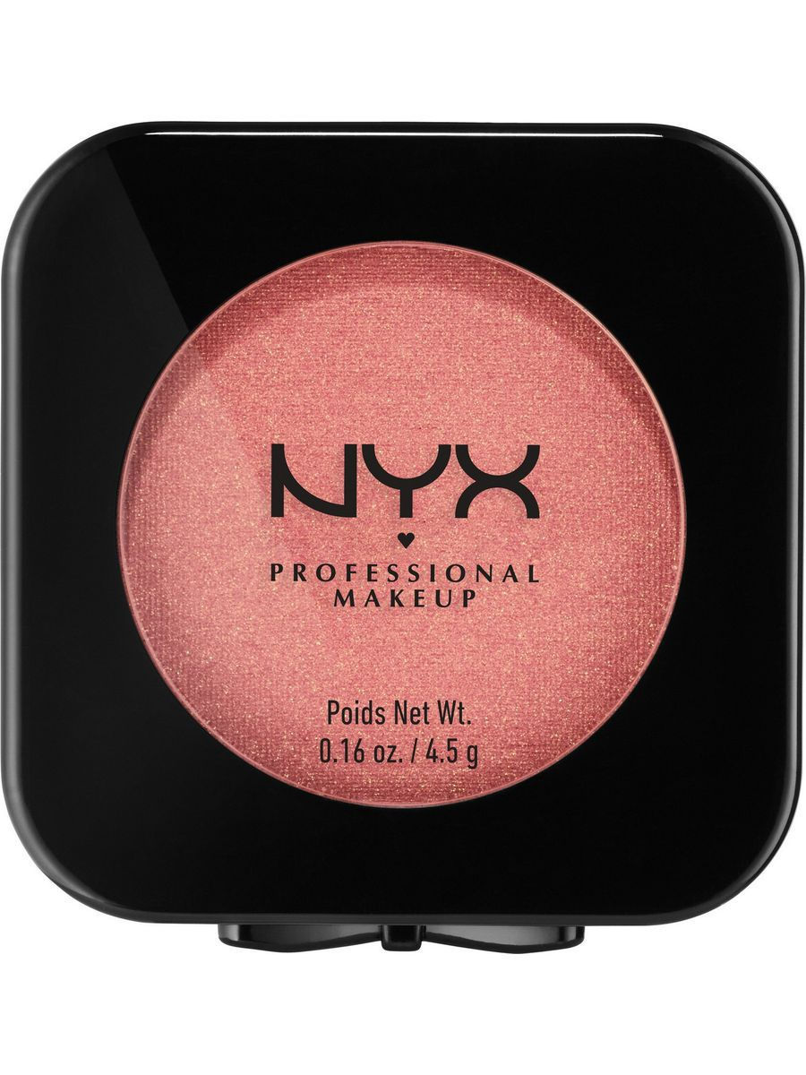 Румяна NYX PROFESSIONAL MAKEUP Румяна High Definition HIGH DEFINITION BLUSH - INTUITION 21 nyx румяна tckled