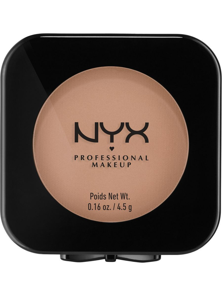 Румяна NYX PROFESSIONAL MAKEUP Румяна High Definition HIGH DEFINITION BLUSH - TAUPE 22 nyx румяна tckled