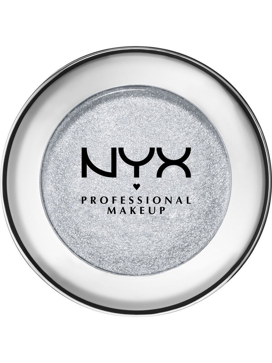 Тени NYX PROFESSIONAL MAKEUP Тени с металлическим блеском PRISMATIC EYE SHADOW - FROSTBITE 01 nyx big
