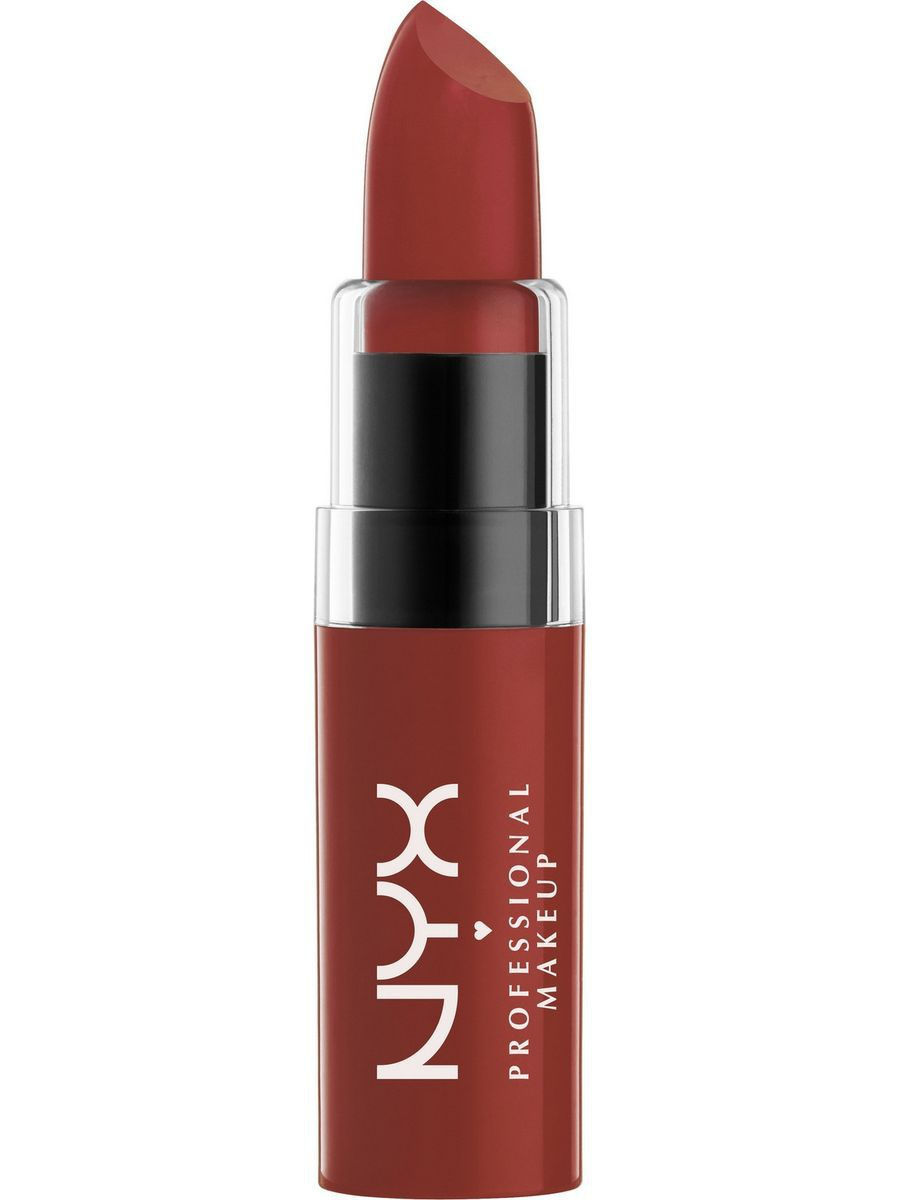 Помады NYX PROFESSIONAL MAKEUP Увлажняющая помада BUTTER LIPSTICK - RIPE BERRY 24 nyx professional makeup увлажняющая помада butter lipstick daydreaming 25