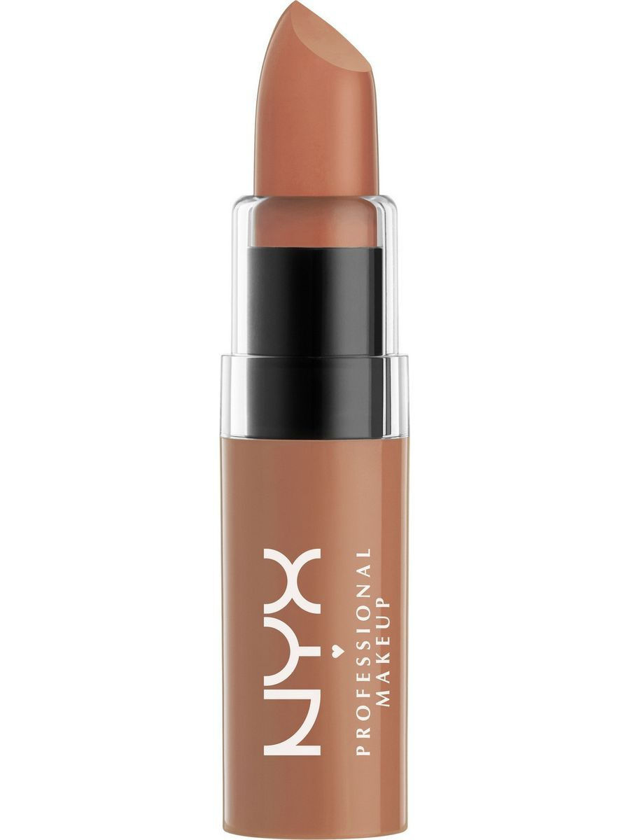 Помады NYX PROFESSIONAL MAKEUP Увлажняющая помада BUTTER LIPSTICK - TAN LINES 30 nyx professional makeup увлажняющая помада butter lipstick daydreaming 25