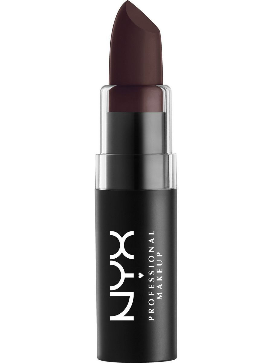 Помады NYX PROFESSIONAL MAKEUP Матовая губная помада MATTE LIPSTICK - GOAL DIGGER 45 помады nyx professional makeup матовая губная помада matte lipstick strawberry daiquiri 22