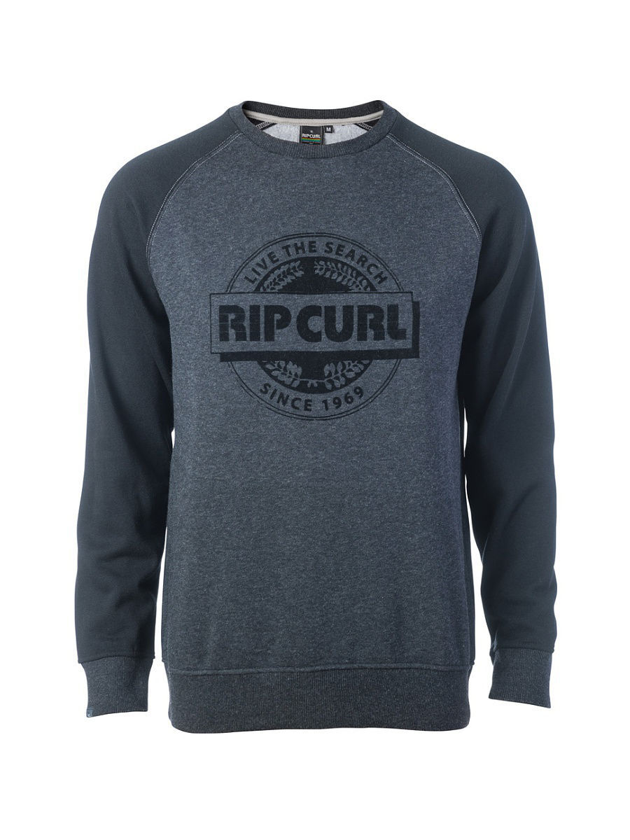 Свитшоты Rip Curl Свитшот CLASSIC MAMA CREW толстовка свитшот rip curl beat fleece night sky